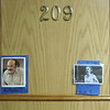 Nick's 2012-2013 dorm room at DeSmet. He shares it with runner Kyle Branch.