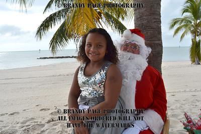 Nicole Allen Santa Photos