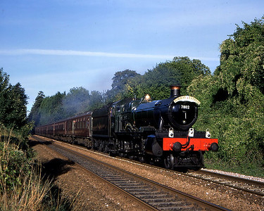"7802 on ""torbay express"" 1z30 0908 bristol to kingswear pass barton farm 31 august"