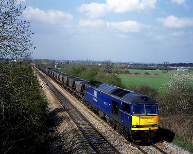 60044 7c79 parc slip to westbury cement works at heywood village 14 april