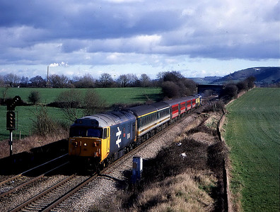 50049 50031 1z28 1142 westbury to frome pass fairwood 12 feb