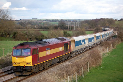 60031 6v18 hither green to whatley 19 march