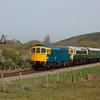33201 D6515 0915 Norden to Swanage pass Corfe Common 6 May 2016