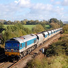 debranded 59004 on 7c31 0845 theale to merehead pass fairwood 29 oct