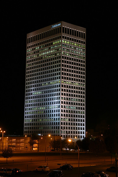 Night Lights of Tulsa