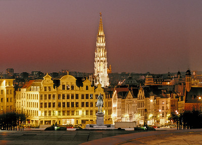 Brussels by Night - Bruxelles ma belle