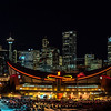 Saddledome - Flames home arena.