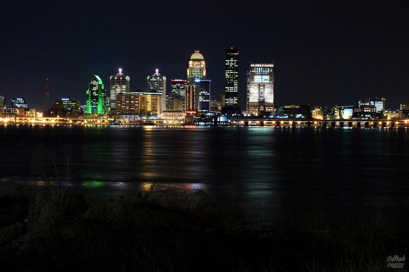 11 January 2007.  Skyline, Louisville KY.