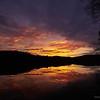 Sunrise on Melton Hill Lake