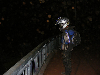 Night ride, March 2011