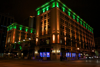 US Grant Hotel, San Diego CA