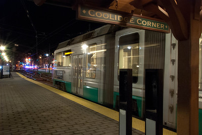 Coolidge Corner Stop - 5