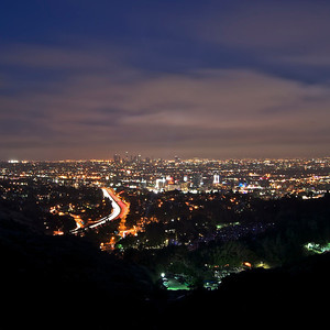 View of LA from Mulholland Drive Ref: 111ca159-829a-4f0a-90c0-d84149b6ce9e