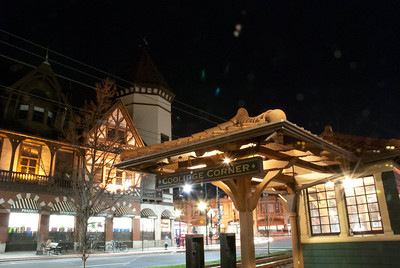 Coolidge Corner Stop - 8