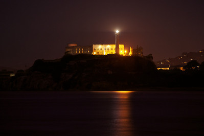 Alcatraz at night ref: dc84d2fb-8ca5-4167-931f-fd2c41219dc9