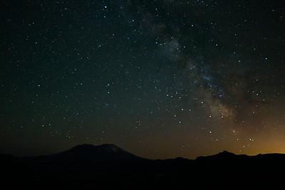 St. Helens & Stars
