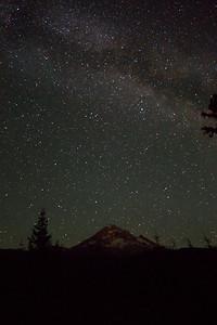 Hood & Milky Way