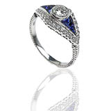 Ultramarine-ring