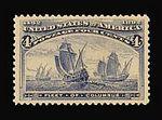 Ultramarine stamp
