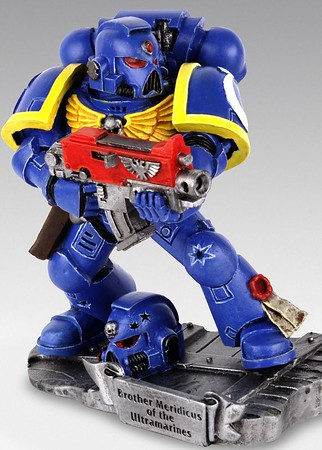 Ultramarine action figures