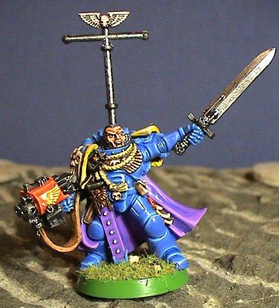 Ultramarine-captain
