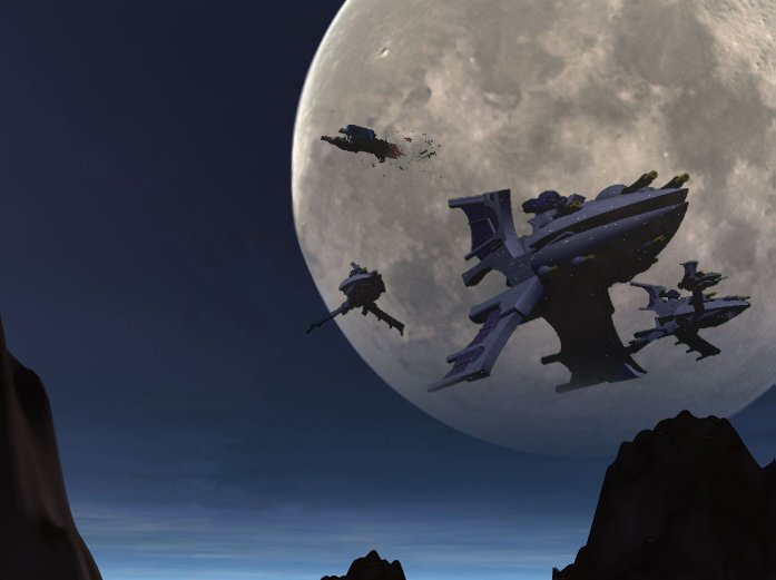 Nigritude-Ultramarine-Strike-Cruiser