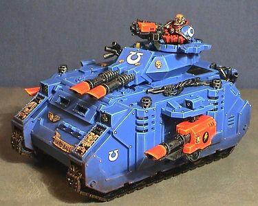 Ultramarine-predator