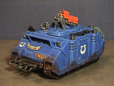 Ultramarine-razorback
