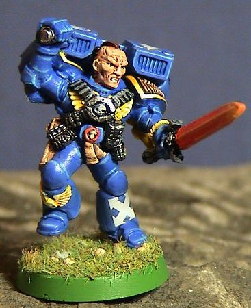 Ultramarine-sergeant