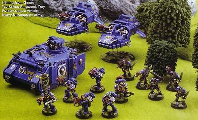 Ultramarine-army