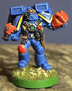 Ultramarine-veteran