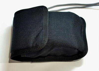 Nikon Coolpix A BL-152EP Ripoffs Holster