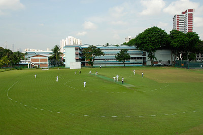 India & Ceylon Cricket Club (Near Little India), Singapore.