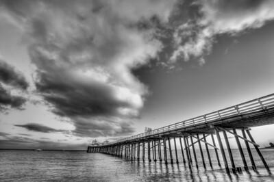 Nikon D3X HDR Socal / Malibu Landscape / Seascape Photography 14-24mm f/2.8 G ED AF-S Nikkor Wide Angle Zoom Lens
