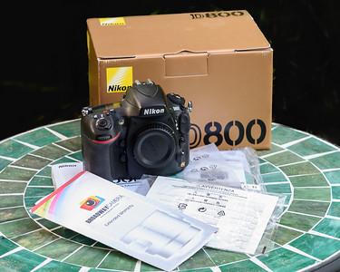 Nikon D800 for Sale - Vancouver BC
