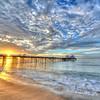 Malibu Pier! Nikon D800E HDR Socal / Malibu Landscape / Seascape Photography 14-24mm f/2.8 G ED AF-S Nikkor Wide Angle Zoom Lens