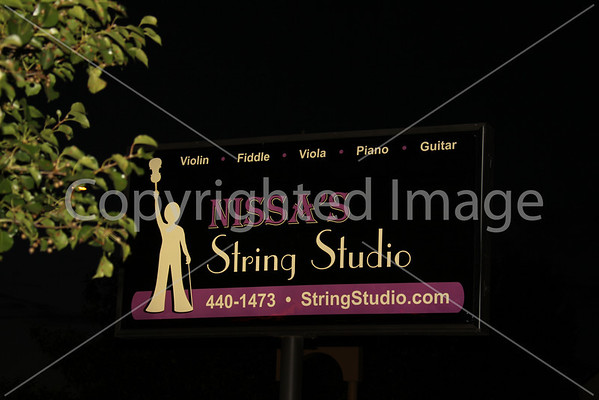 Nissa's String Studio Grand Opening