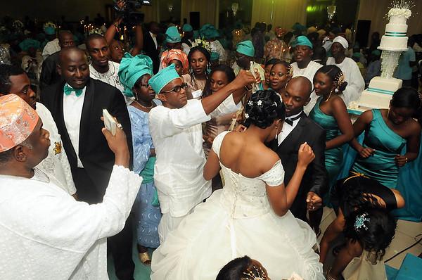 Niyi Adewunmi(Jnr) Weds