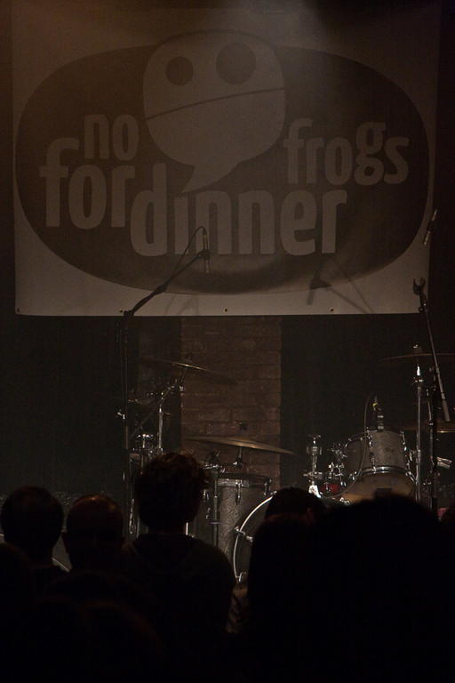 No Frogs For Dinner en concert à la Maroquinerie