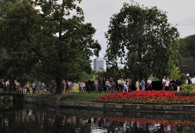 2014-09-07. ytterligare en guidad tur. Borås. [SWE]