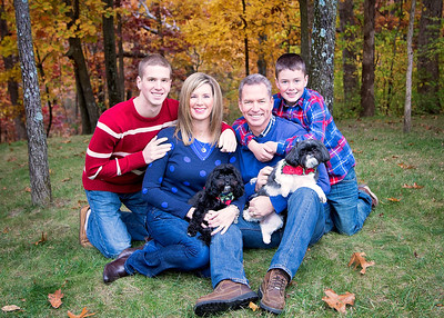 Fam and Pups - Love this! crop (1 of 1)