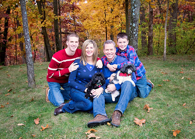 Fam and Pups - Love this! (1 of 1)