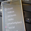 Zune HD Front
