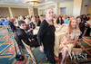Ann Mody Lewis, gets up to receive her award.  Lewis was one of six women who were inducted into the hall of fame for 2011.  2011 Broward County Women's Hall of Fame Induction Ceremony.  The Riverside Hotel in Ft. Lauderdale.