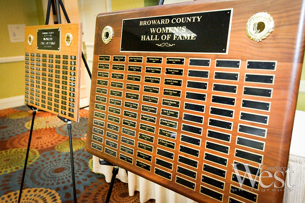 Women's Hall of Fame - 2013