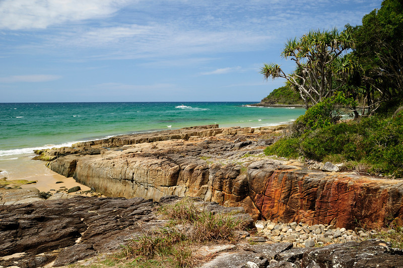 Noosa National Park, Queensland, Australia.