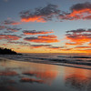 Sunshine Beach sunrise, Queensland.