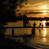 Noosa River, Noosaville, Queensland, Australia.