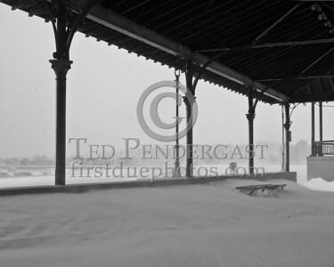 Windswept Drifts Along Revere Beach - Revere, Massachusetts