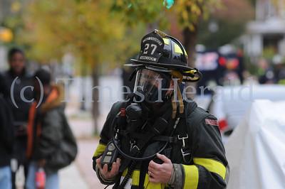 Norristown Fire Department responds to carbon monoxide incident